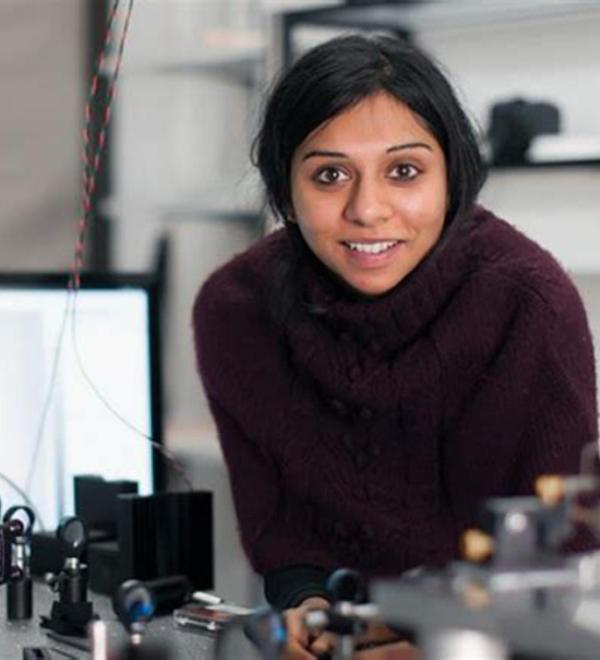Photo of Madhavi Krishnan