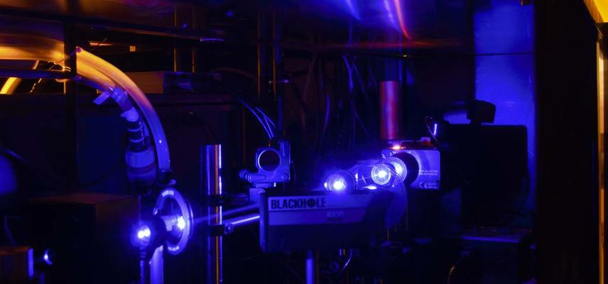 Photo of a Diode Laser
